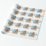 Deer Clan Mother Wrapping Paper