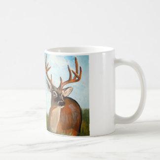 Deer Coffee Mug