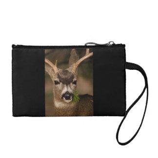 deer coin purse