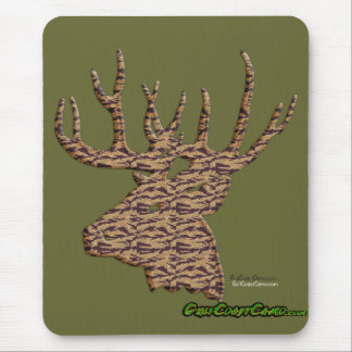 Deer Collection by GulfCoastCamo Mouse Pad