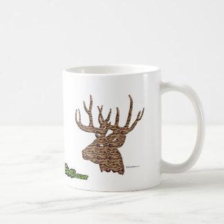 Deer Collection by GulfCoastCamo Classic White Coffee Mug