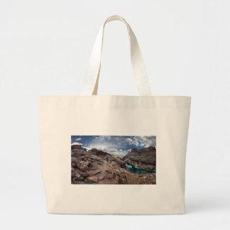 Deer Creek at Colorado River - Grand Canyon Large Tote Bag
