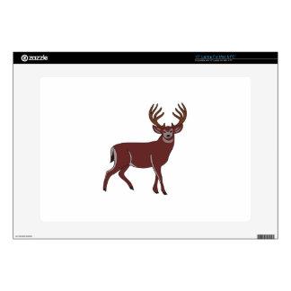 """Deer Decals For 15"""" Laptops"""