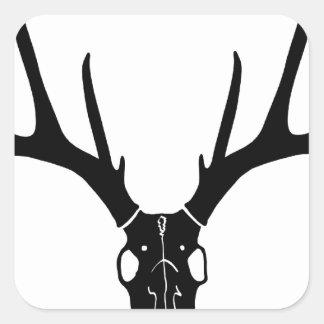 deer deer steam turbine and gas turbine system nig square stickers