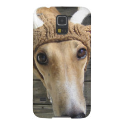Case-Mate Barely There Samsung Galaxy S5 Case with Whippet Phone Cases design