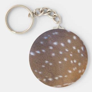 Deer Dots Key Chain
