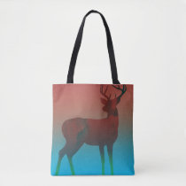 Deer Dreaming Tote Bag