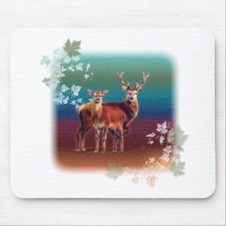Deer Duo Mousepad