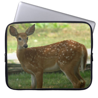 Deer, Electronics Bag. Laptop Sleeve