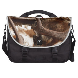 Deer Elk Moose Antlers Hunting Gift Ideas Hunters Bag For Laptop