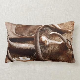 Deer Elk Moose Antlers Hunting Gift Ideas Hunters Pillows
