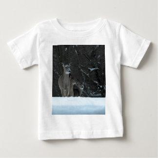 Deer Family Baby T-Shirt