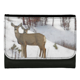 Deer Family Wallet
