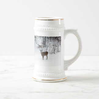 Deer-Father's day Beer Stein