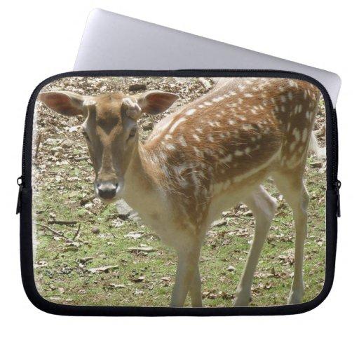 Deer Fawn  Electronics Bag Laptop Sleeves