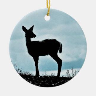 Deer Fawn Tree Ornament