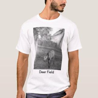 Deer Field 1 T-Shirt