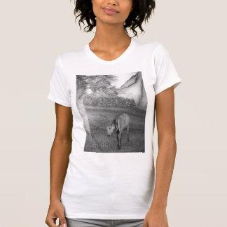 Deer Field 2 T-Shirt