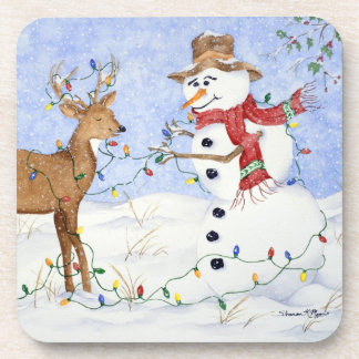 Deer Friends - Coaster Set