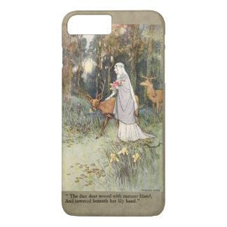 Deer goddess iPhone 8 plus/7 plus case