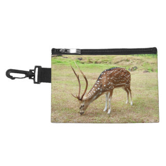 Deer grazing accessory bag