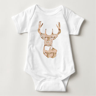 Deer Head Collection for hunters and camo lovers Tshirts