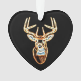 Deer Head Energy Spirit