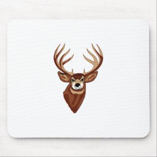 Deer Head Mouse Pad