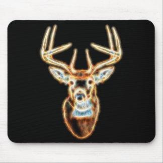 Deer Head pure Energy Spirit Mouse Pad