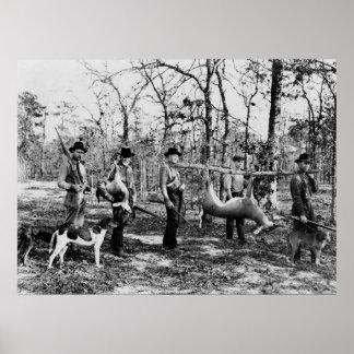 Deer Hunter: 1922 Poster