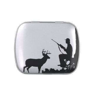 DEER HUNTER -CANDY TIN