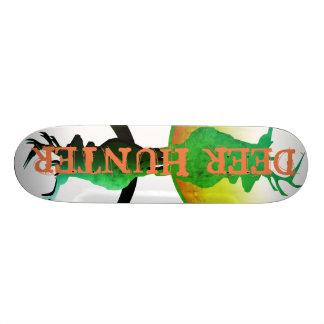 DEER HUNTER (GREEN) SKATEBOARD DECK