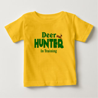 Deer Hunter In Training Baby T-Shirt