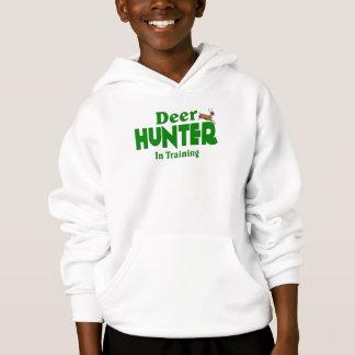 Deer Hunter In Training Hoodie