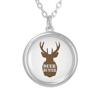 Deer Hunter Necklaces
