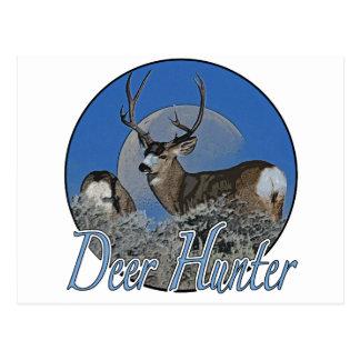 Deer Hunter Postcard