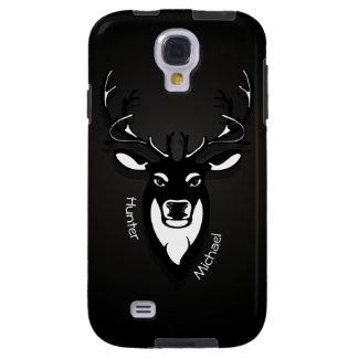 Deer Hunter Samsung Galaxy S4 Black And White Case Galaxy S4 Case
