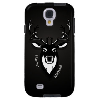 Deer Hunter Samsung Galaxy S4 Black And White Case Galaxy S4 Case