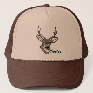 Deer Hunter Trucker Hat