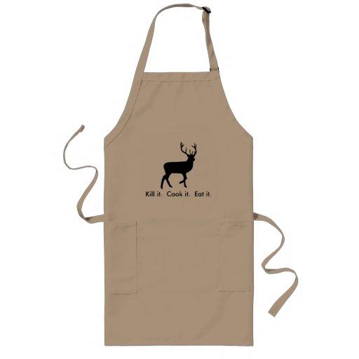Deer Hunter's Apron