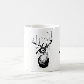 Deer Hunting 10 point Coffee Mug