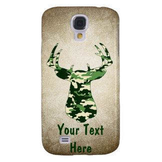 Deer Hunting Camo Buck HTC Vivid / Raider 4G Cover