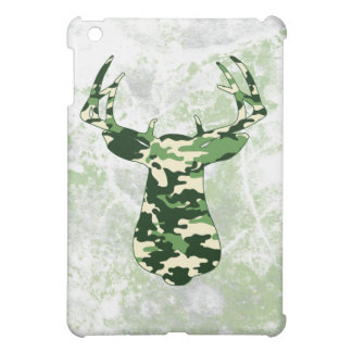 Deer Hunting Camo Buck iPad Mini Case