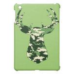 Deer Hunting Camo Buck iPad Mini Cases