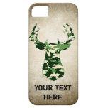 Deer Hunting Camo Buck iPhone 5 Covers