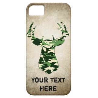 Deer Hunting Camo Buck iPhone SE/5/5s Case