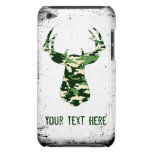 Deer Hunting Camo Buck iPod Touch Case