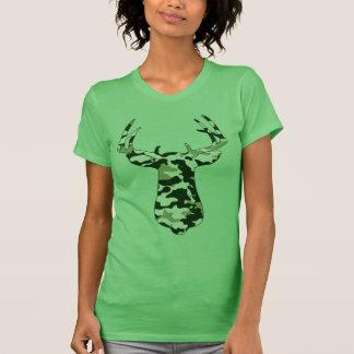 Deer Hunting Camo Buck Shirt