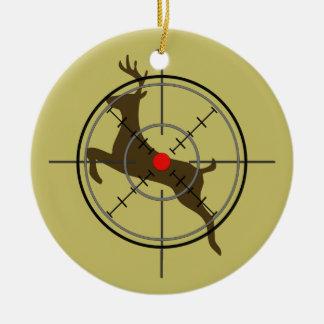 Deer Hunting Ornaments & Keepsake Ornaments | Zazzle