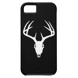 Deer Hunting - Deer Skull Silhouette iPhone SE/5/5s Case